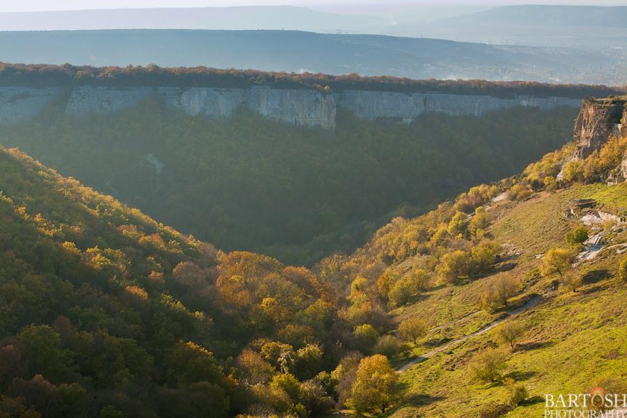 Крымские горы, Бахчисарай