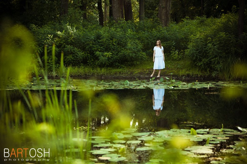 Профессиональный фотограф в Киеве. Художественный фотопортрет.