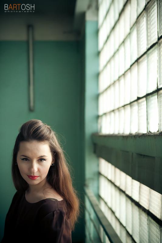 Портретный фотограф Дмитрий Бартош