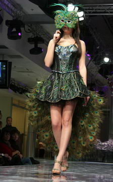 Показы мод в Альта Центре. Фотограф Дмитрий Бартош