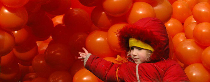 Photographer Dmytro Bartosh | Orange revolution in Ukraine, 2004