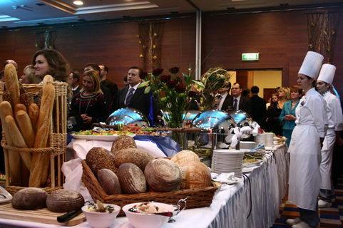 Открытие отеля сети Radisson в Киеве