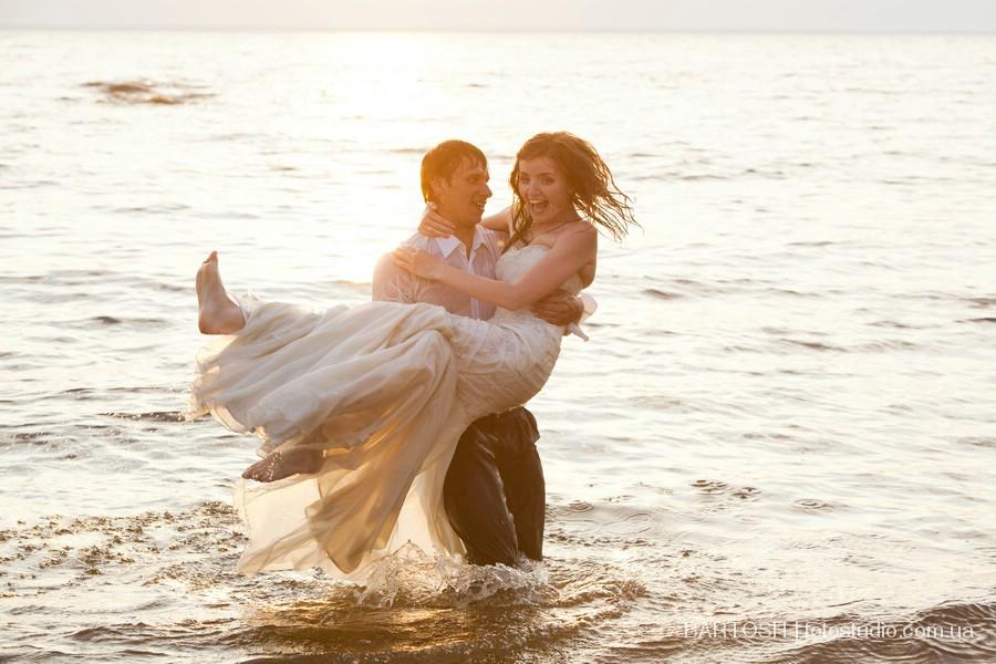 Профессиональный фотограф на свадьбу в Киеве