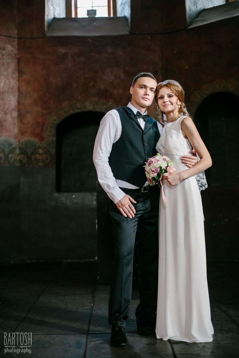 Фото свадьбы Анны и Игоря в Киеве. Фотограф на свадьбу