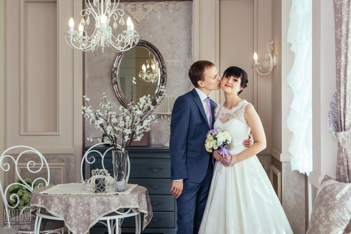 Фото свадьбы Оксаны и Виктора в Киеве. Фотограф на свадьбу