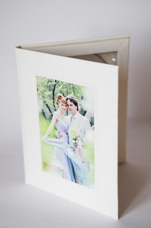 Свадебная фотокнига от  свадебного фотографа Дмитрий Бартош