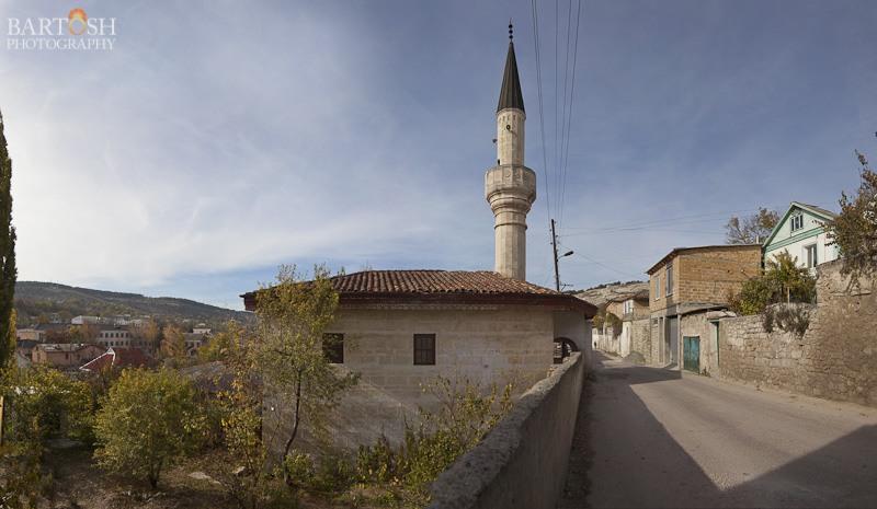 Крым, Бахчисарай