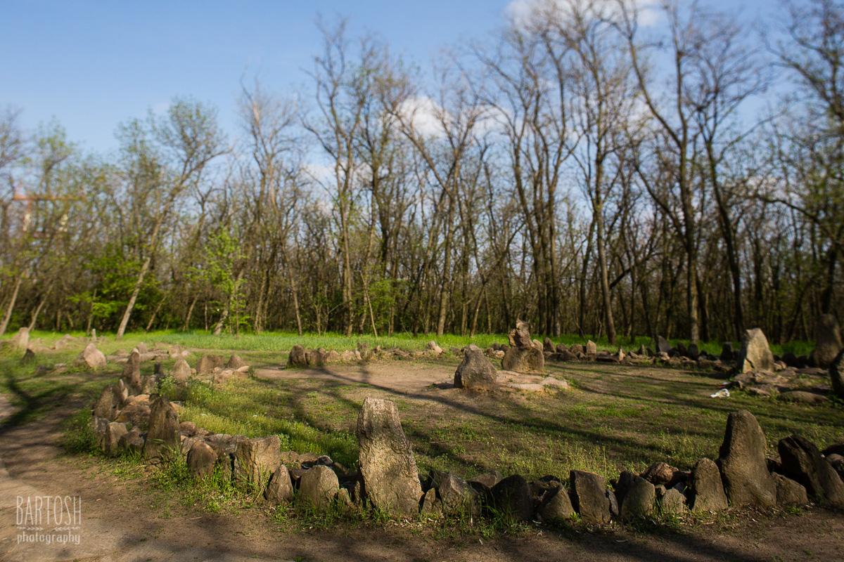 Остров Хортица, Запорожская сечь, Украина