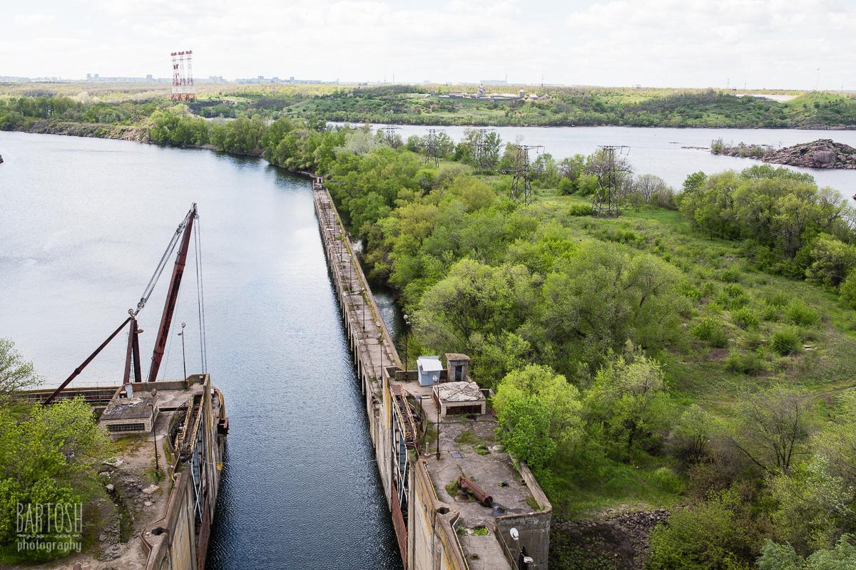 Запорожская ГЭС