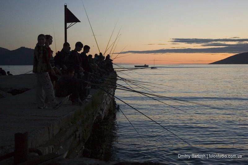 Корюшка пошла! Нагаевская бухта. Фотограф Дмитрий Бартош