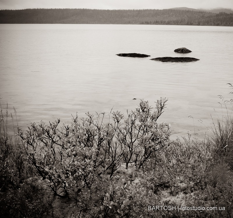 На озере Джека Лондона