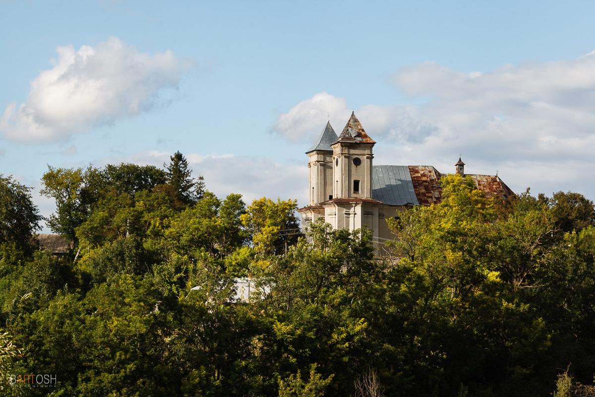 Сидоров. Фото Украины. Замок