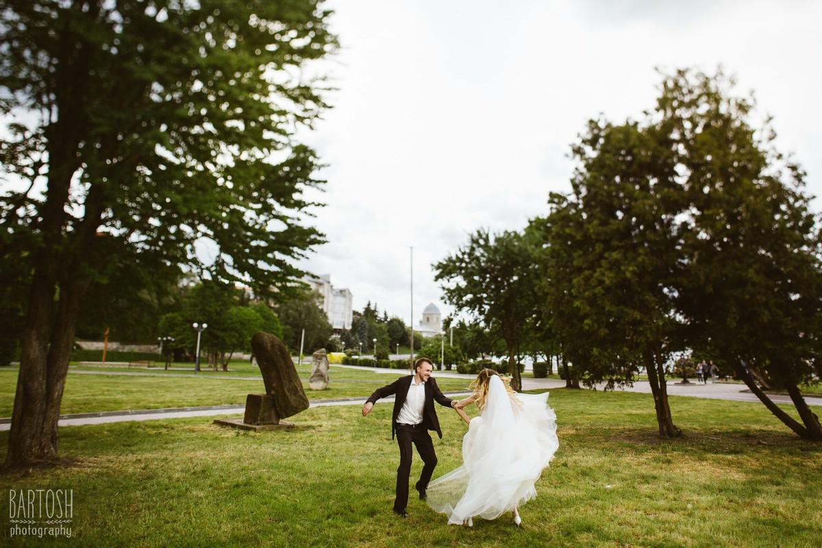 Весілля Марічки та Остапа у Тернополі