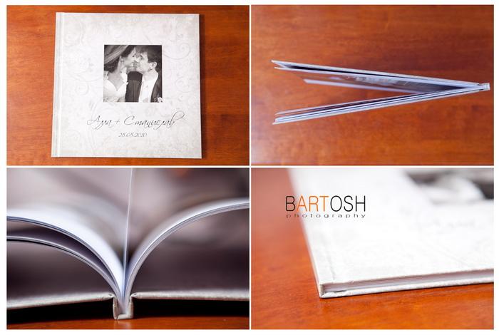 Свадебный принтбук - фотокнига