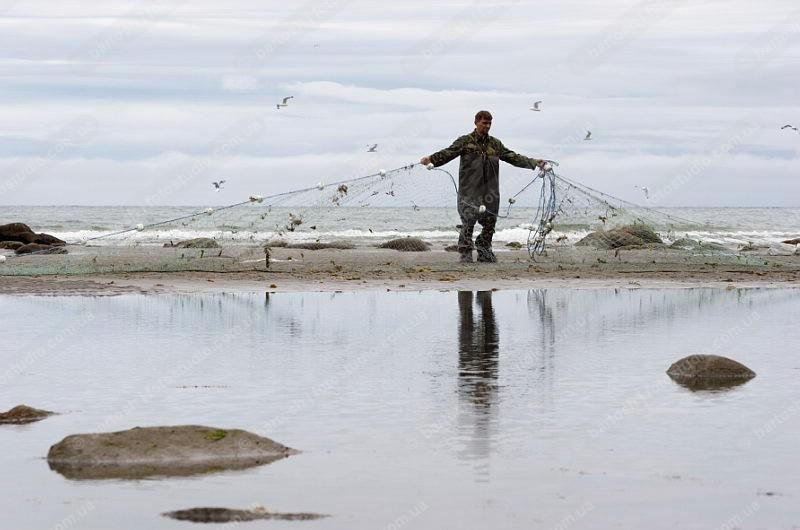 рыбалка в охотском районе