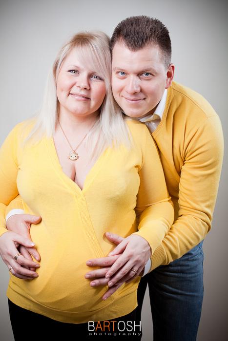 Фото беременной в 38 лет