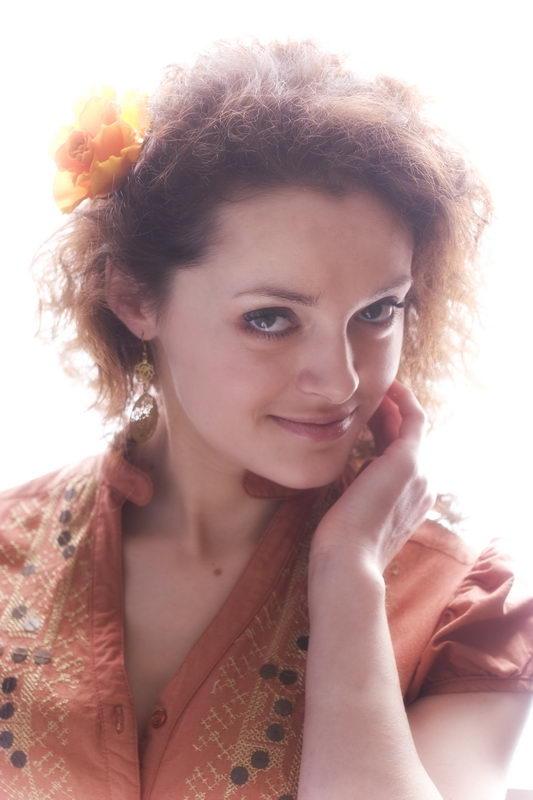 Студийный портрет - Янина