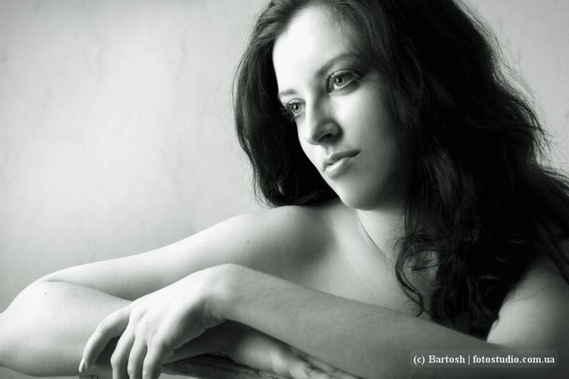 Студийный портрет - Марианна