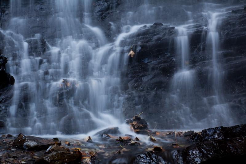 Женецикй водопад. Карпаты