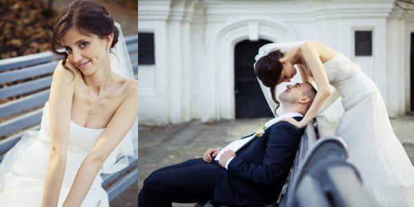 Свадебные фотографии — Карина и Михаил