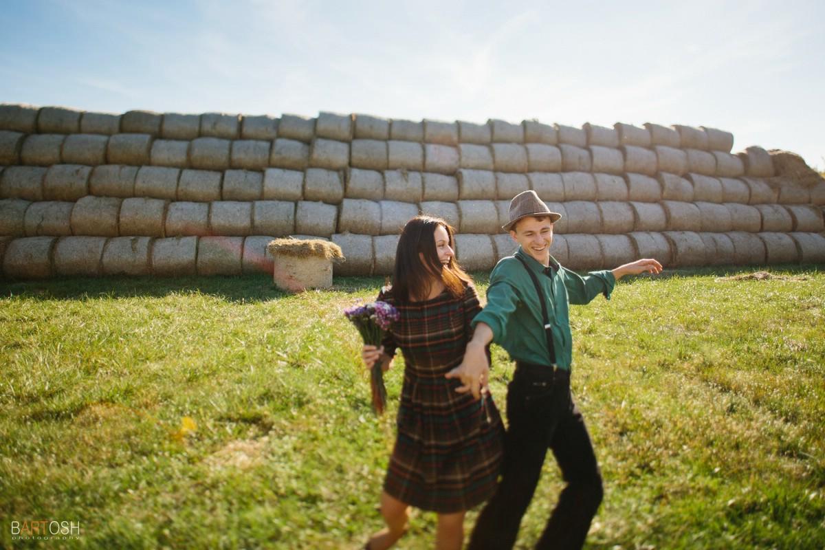 Фотосъемка истории любви в Киеве
