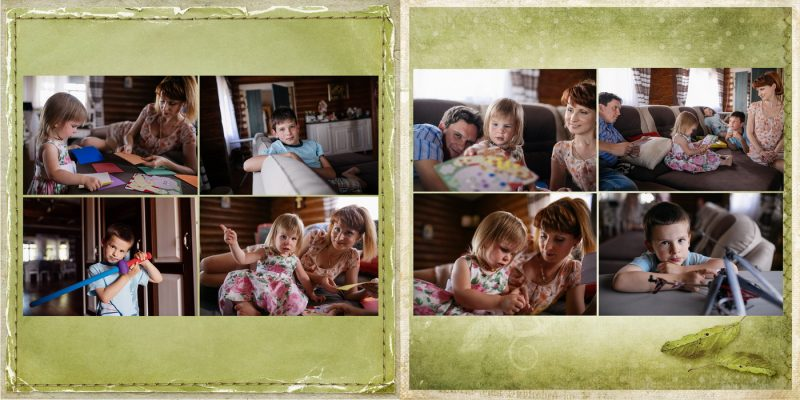 Семейная фотосъемка Киев