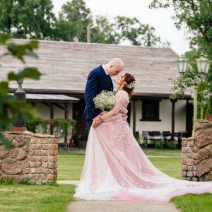 Свадебные фотографии Янины и Романа