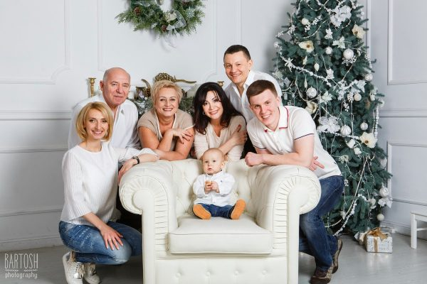 Тимур и его семья