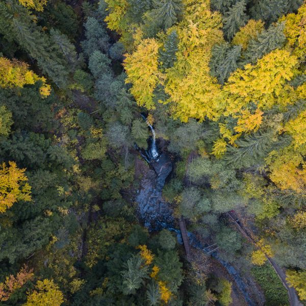 Аэрофотосъемка объектов на дрон