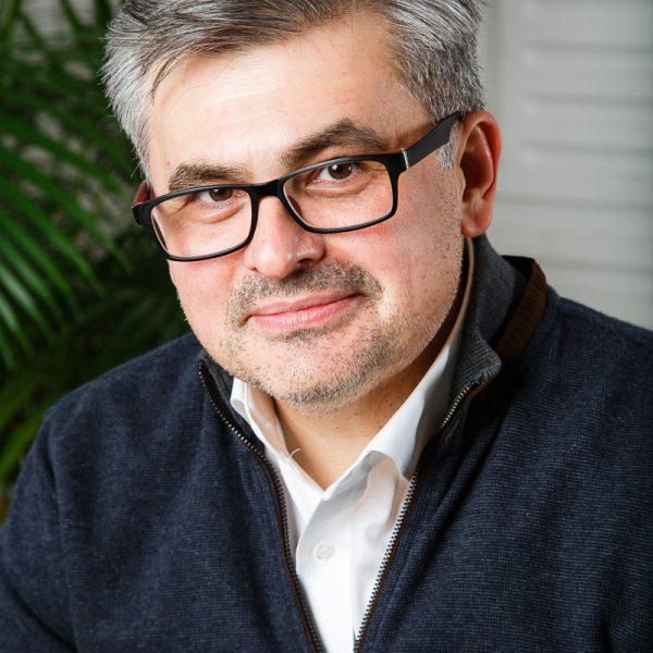 Фотосъемка бизнес портрета топ менеджера Киев