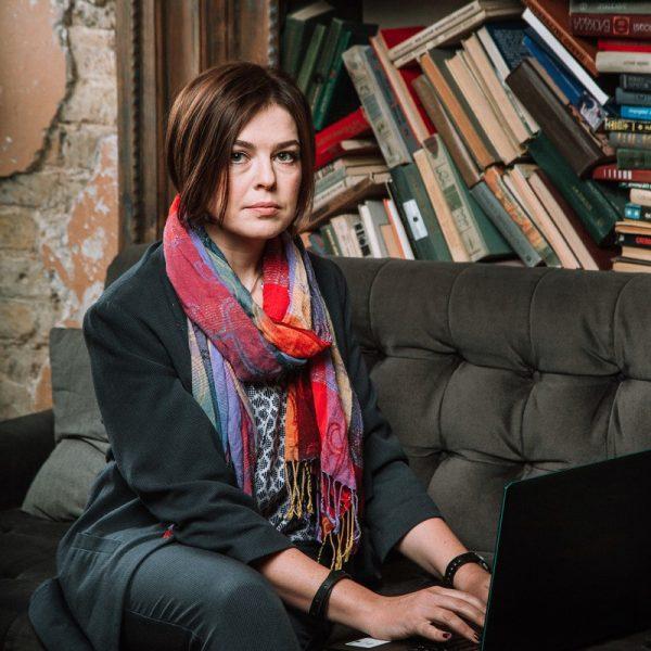 Бизнес портрет для редактора и учителя