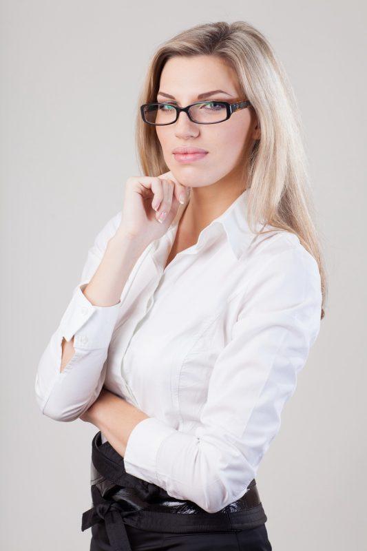 Фотосъемка делового портрета в Киеве