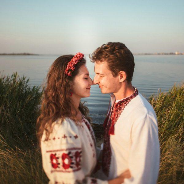 Свадьба в вышиванках. Фотограф на свадьбу
