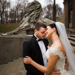 Свадебные фотографии Олеси и Юсуфа